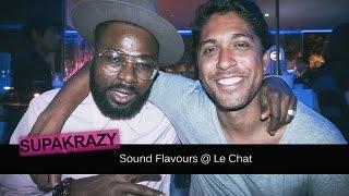 Sound Flavours @ Le Chat