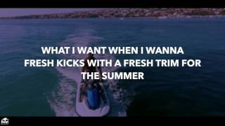 TION WAYNE FT KOJO FUNDS - I'M ON (LYRICS)