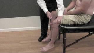 Suprapatellar Quadriceps Reflex Test
