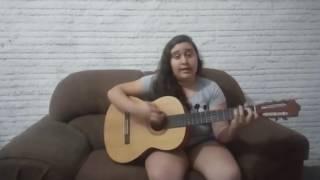 Jorge e Mateus - Louca de Saudade (cover) Lais Olivera