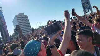 Red Roses LIVE - Lil Skies @ Rolling Loud Bay Area 2018