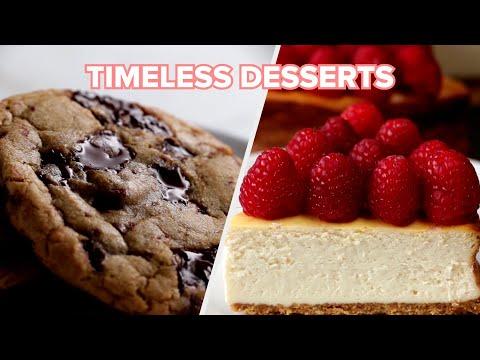7 Timeless Desserts ? Tasty Recipes