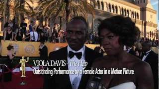 Highlights from the 18th Annual Screen Actors Guild Awards®