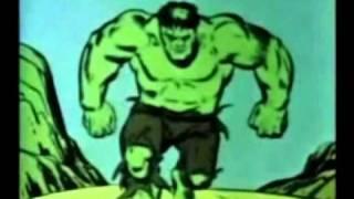 Aberturas de todos os Super-Heróis Marvel (Capitão América, Homem de Ferro, Hulk, Namor e Thor)