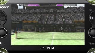 Virtual Tenis para PlayStation Vita [Generación Pixel]