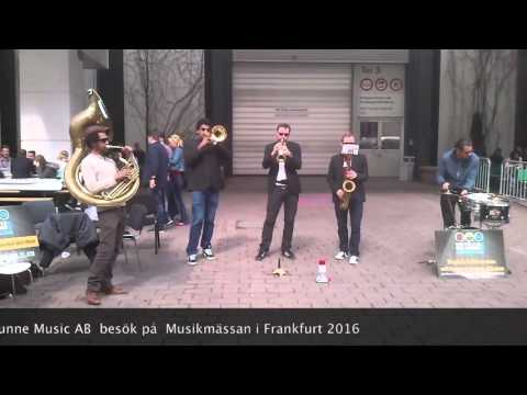 Musikmässan i Frankfurt 2016