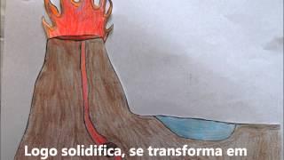 Ciclo das Rochas - Colégio Êxito | Turma: 101 | 2013