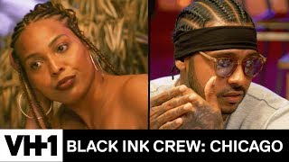 Charmaine Confronts Ryan About Their Relationship | Black Ink Crew: Chicago width=