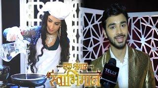Swabhimaan: Will Karan Recognize Naina's Dish? Interview of Samridh Bawa
