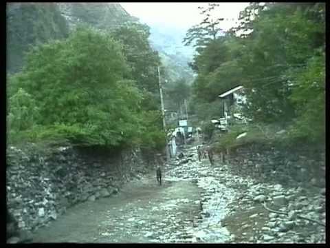 Nepal Annapurna Circuit Dana to Sikha 1997
