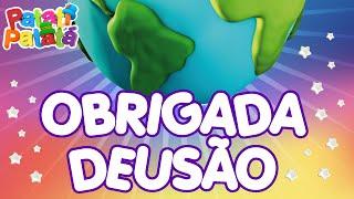 Patati Patatá - Obrigado Deusão (DVD Volta ao Mundo)