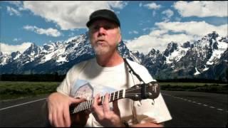 Carefree Highway, Gordon Lightfoot, cover, 260th season of the ukulele