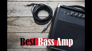 Best Cheap Bass Amplifier under 100 Dollars (2017) | Top 5 Bass Amp for The  Money