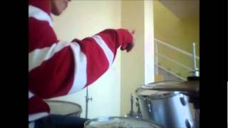 Arctic monkeys black treacle (drum Cover)