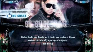 """J Alvarez - """"Si Supieras"""" con Letra  ★New Romantic Reggaeton 2012★"""