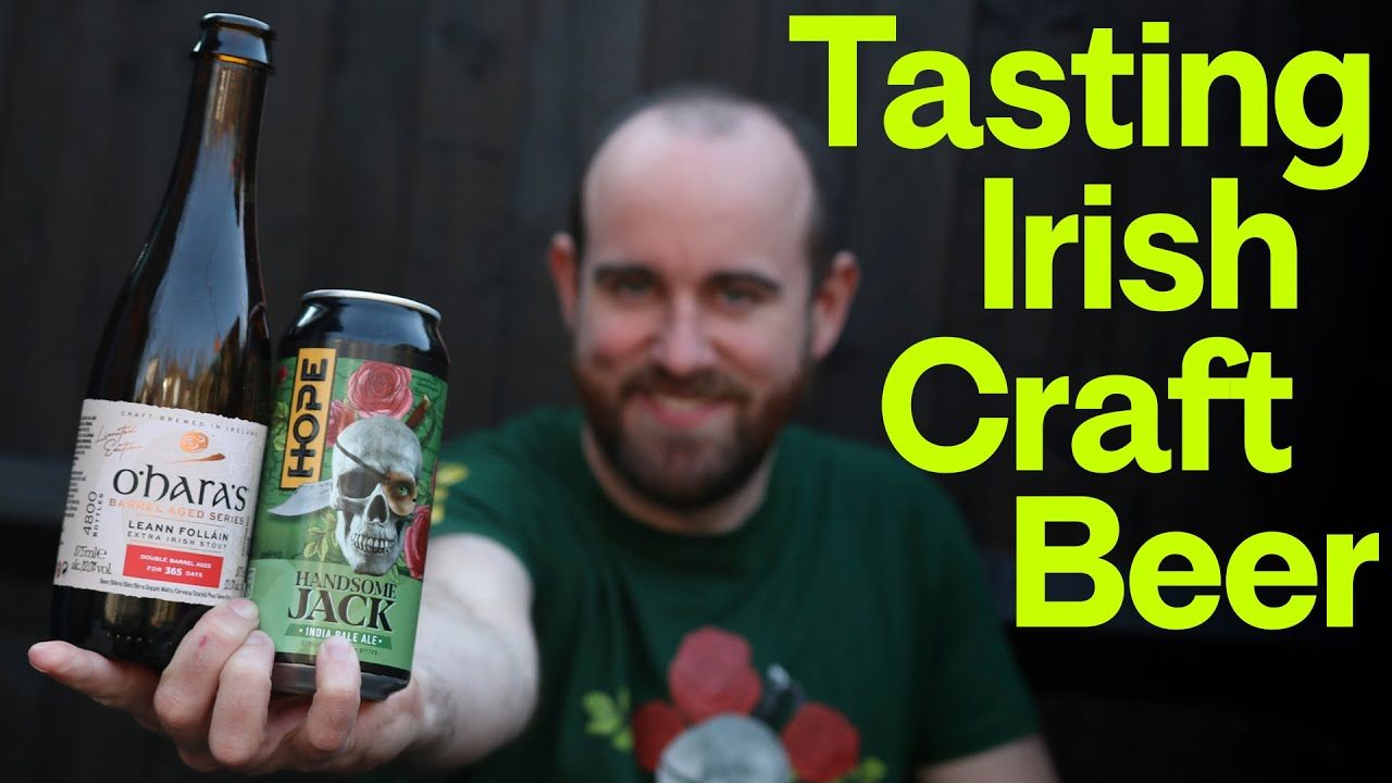 Exploring Irish Craft Beer (we need to go to Ireland) | The Craft Beer Channel