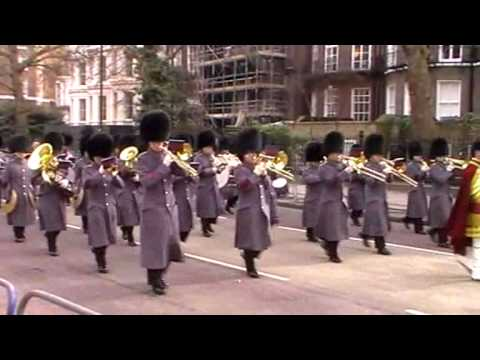 London Ceremonial for South Africa State Visit – March 2010