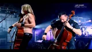 Apocalyptica - I Don't Care [Live]