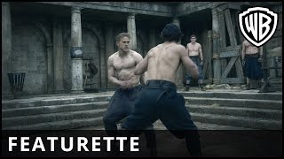 "King Arthur: Legend of the Sword - ""1000 Punches"" Featurette - Warner Bros. UK"