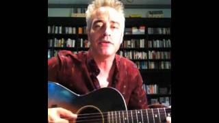 """John Wesley Harding - """"Calling Off The Experiment,""""  Live From the Library"""