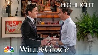 Will Finds a Hot Date for Jack's Wedding - Will & Grace (Episode Highlight)