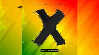 Nicky Jam, J Balvin - X (EQUIS) (Spanglish Versión) Oficial
