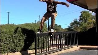 Xavier Alford Official Street Video Part