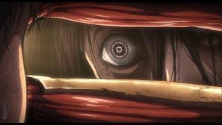Attack on Titan Season 2 Episode 11: Mikasa VS. Reiner & Ymir! [1080p HD]