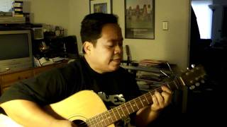 'Everybody Knows' John Legend cover by DANO