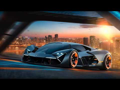 Lamborghini of the Future: The Terzo Millennio