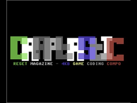 2020 Reset64 4kb Craptastic Game Competition - Compilado#1