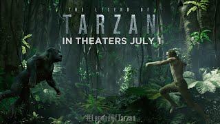 "The Legend of Tarzan - ""Conquer"" Final Video"