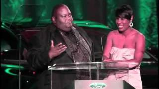 Best Soul Food Place 2010 Hoodie Award Winner with Lavell Crawford