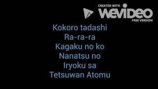 AstroBoy 1960/1980 Theme Album Version Lyrics