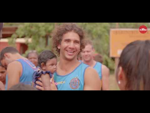 AFL Players Indigenous All Stars Camp