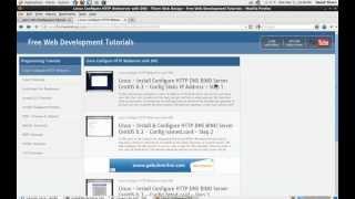 AJAX XMLHttpRequest - Javascript - Using POST Request - DETAILED - Part 1 of 4