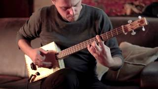 Concerto d'Aranjuez improvisation - Cigar Box Guitar cover