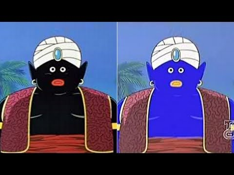 How Mr Popo Has Been Censored In Dragon Ball
