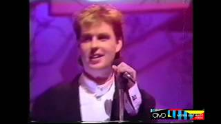 Forever Live and Die Top of The Pops - Orchestral Manoeuvres in the Dark