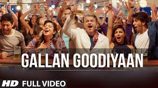 'Gallan Goodiyaan' Full VIDEO Song | Dil Dhadakne Do | T-Series width=