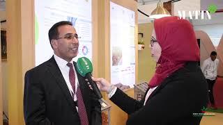 Matin TV en direct du SIAM : La région Dakhla-Oued Dahab se prépare à la révolution verte
