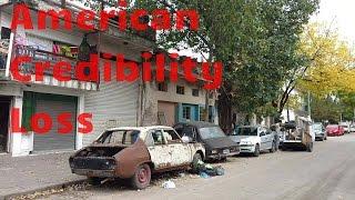 American Credibility Loss pt 4