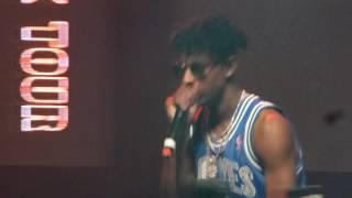 21 Savage - Real Nigga, Live