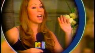 MARIAH CAREY and WHINEY HOUSTON -When You Believe Mariah #1's segment
