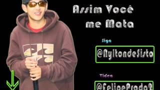 MC Rodolfinho - Ai Novinha Assim Você me Mata - (Video oficial)