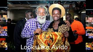 Don Carlos Reggae Perfomance Live  Kenya - on June 3rd wearing Lookslike Avido Collections