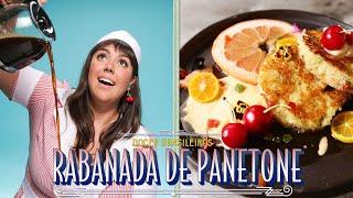 RABANADA AMERICANA | FRENCH TOAST | RAIZA COSTA