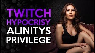 The Brutal Hypocrisy of Twitch - Alinitys Privileged Immunity