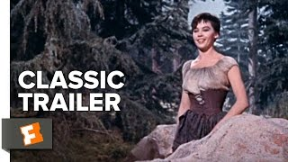 The Glass Slipper (1955) Official Trailer - Leslie Caron, Michael Wilding Movie HD
