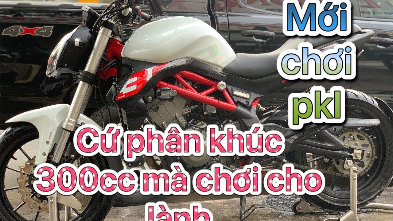 Dương motor - tổng hợp dòng motor phân khúc 300cc cho ae mới tập chơi pkl